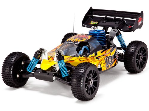 Redcat Racing Hurricane XTR Nitro Buggy