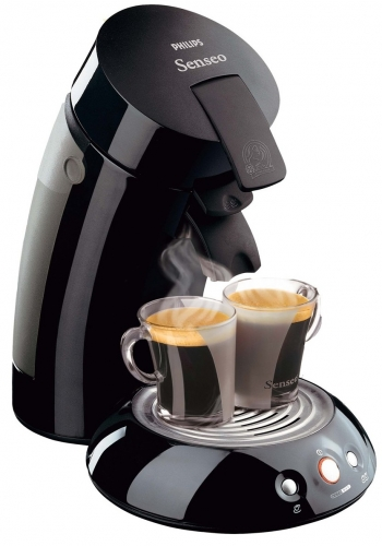 Single Serve Pod Coffeemaker
