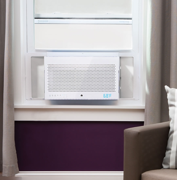 The Smartphone Controlled Air Conditioner
