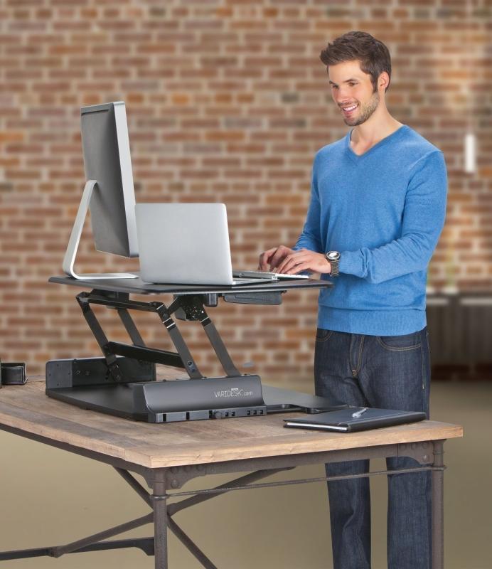 The VARIDESK PRO Standing Desk