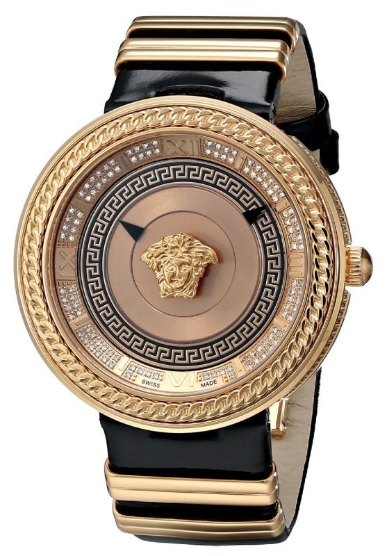Versace Women's Black Watch