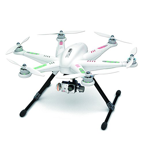 Walkera Ready to Fly Hexcopter with DEVO F12E Remote