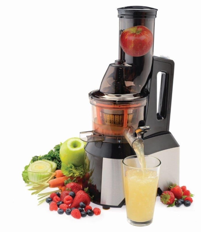 Wide Mouth Low Speed Juicer