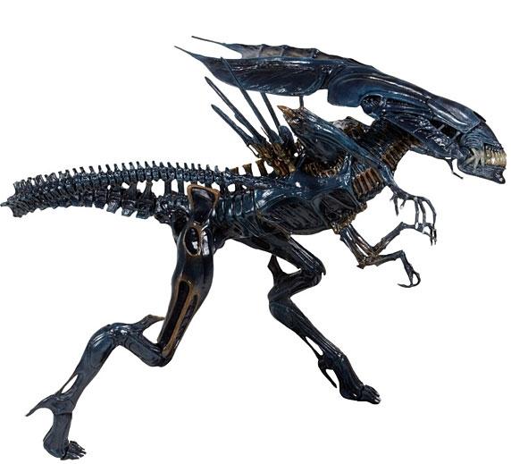 Xenomorph Queen Ultra Deluxe Boxed Action Figure
