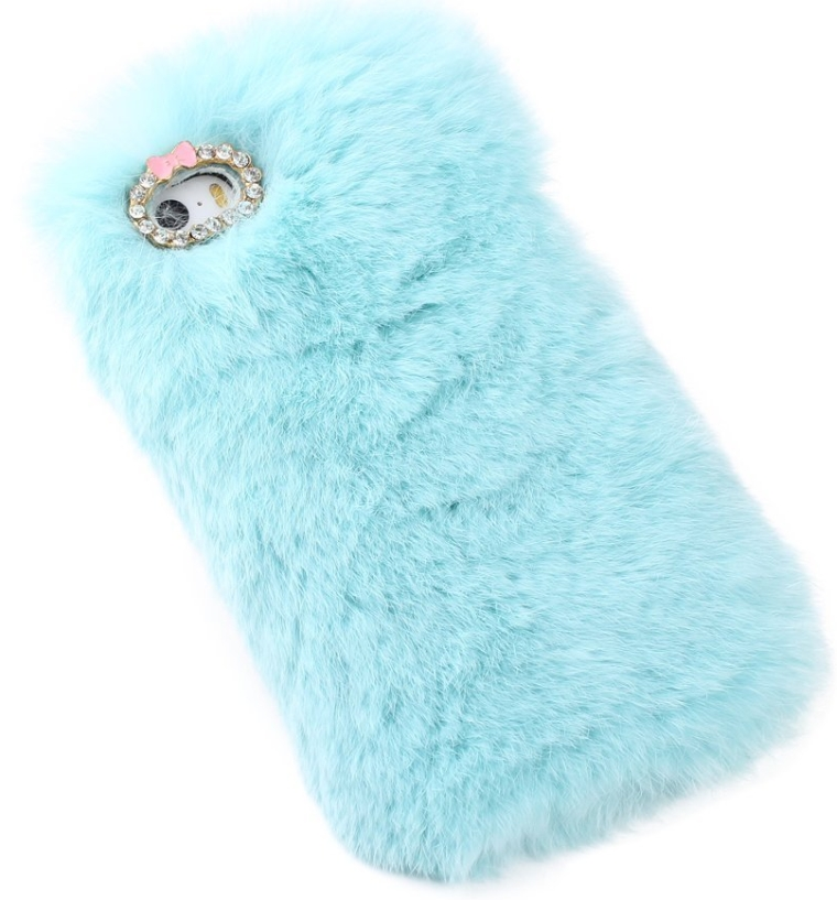 iPhone 6 Case, Fluffy Cover
