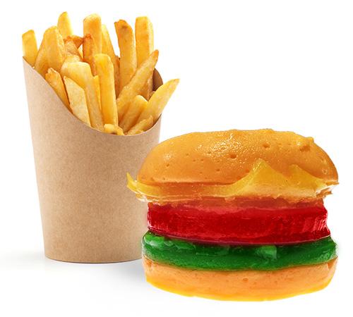 Gummy Burger 7 Gadgets