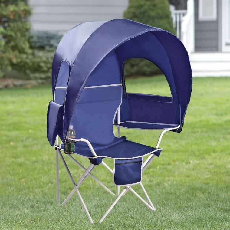 Camp Chair With Canopy – 7 Gadgets