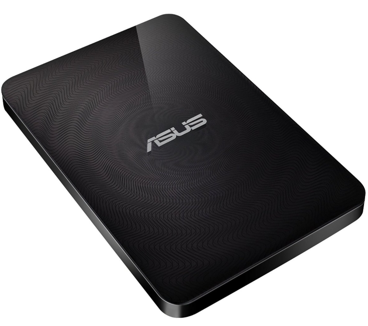 ASUS Wireless Duo Black 1TB USB 3.0 w SD Card Reader Wireless Hard Drive