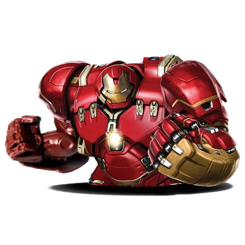Avengers Age of Ultron Hulkbuster Bust Bank