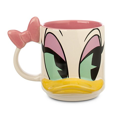 Daisy Duck Multi-Dimensional Coffee Mug