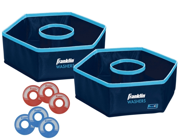 Franklin Sports Washers Game Set