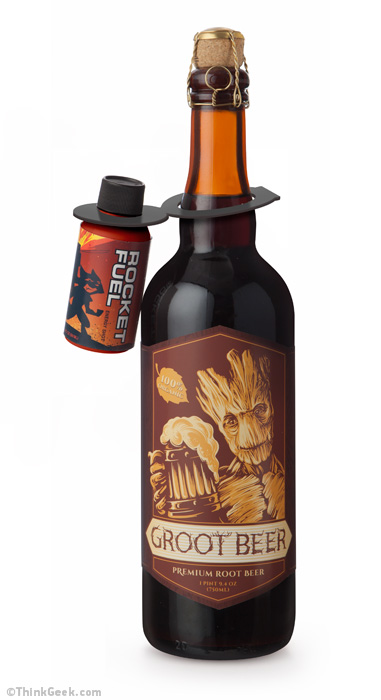 Groot Beer and Rocket Fuel Two-Pack