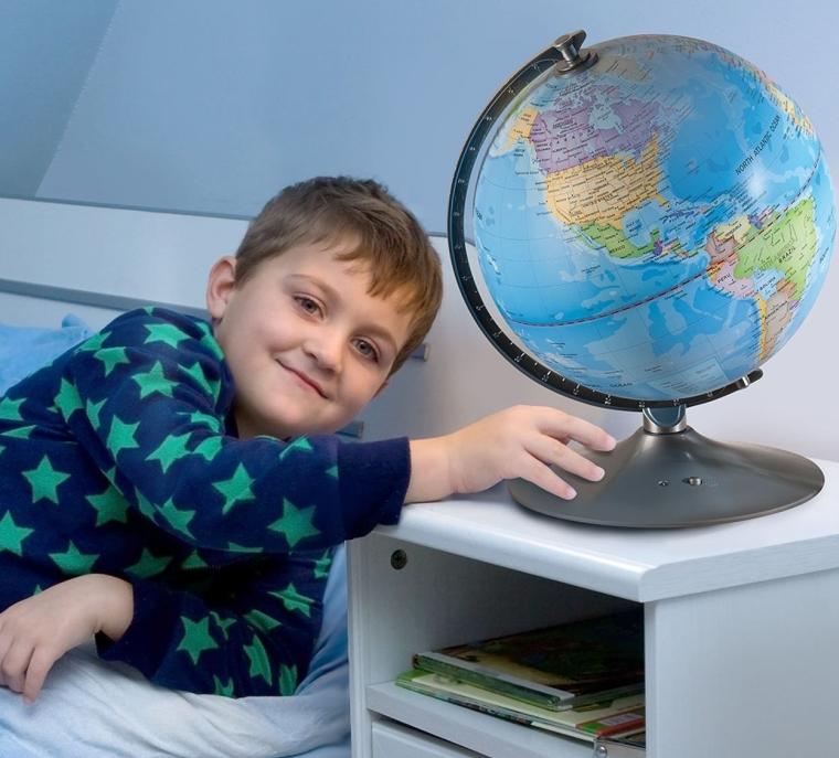 Interactive Kids Globe
