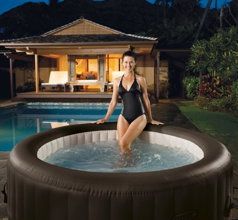 Intex PureSpa Portable Jet Massage Hot Tub
