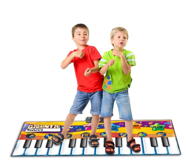Kids Giant Piano Fun Dance Mat