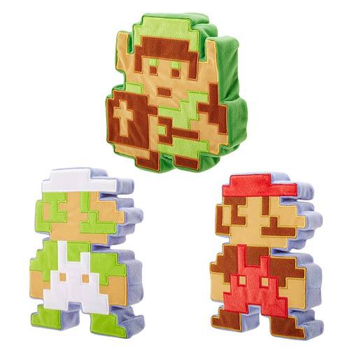 Nintendo World of Nintendo 8 Bit Plush