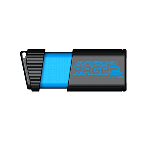 Patriot 256GB Supersonic Rage 2 Series USB 3.0 Flash Drive