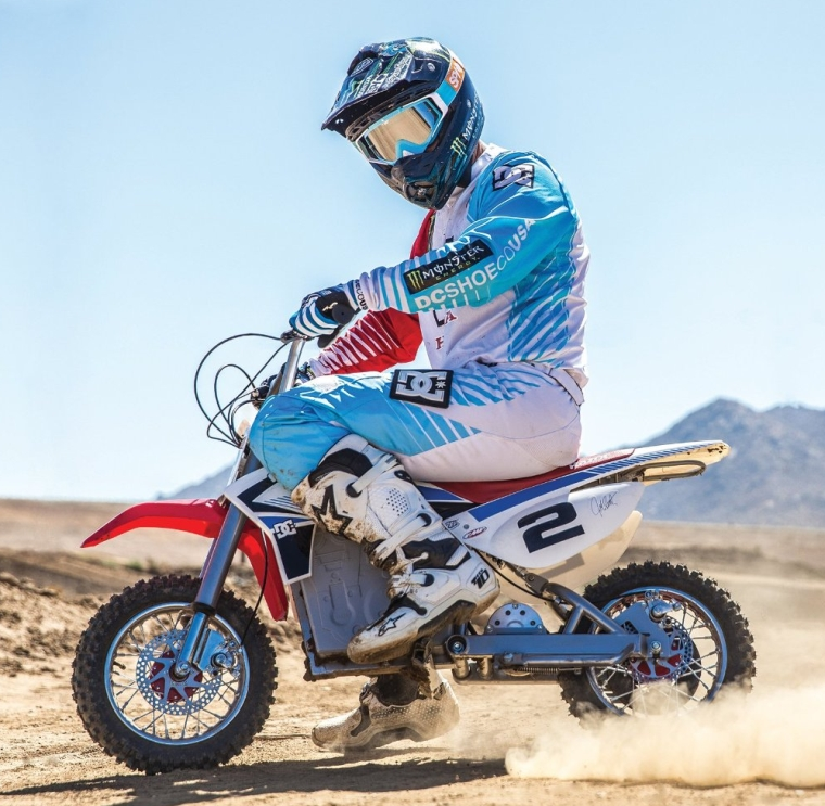Razor Dirt Rocket SX500 Electric Motocross Bike