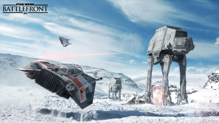 STAR WARS Battlefront Deluxe Edition - PlayStation 4