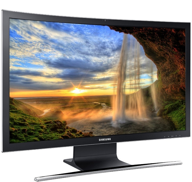 Samsung ATIV One 7 Curved 27 All-in-One Desktop