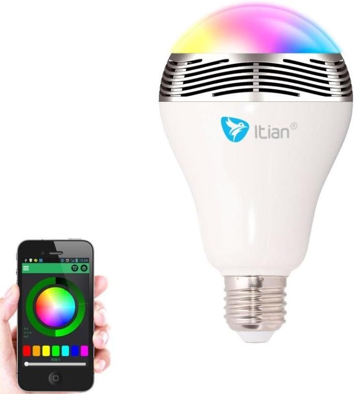 Smart Colorfull LED Bluetooth Speaker