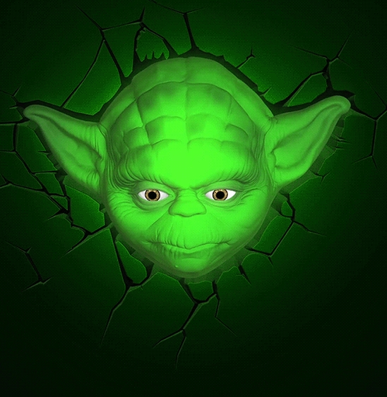 Star Wars 3D Deco Lights
