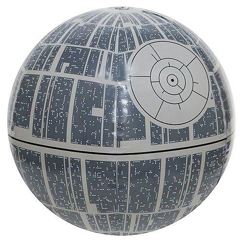 Star Wars Light Up Beach Ball Death Sta