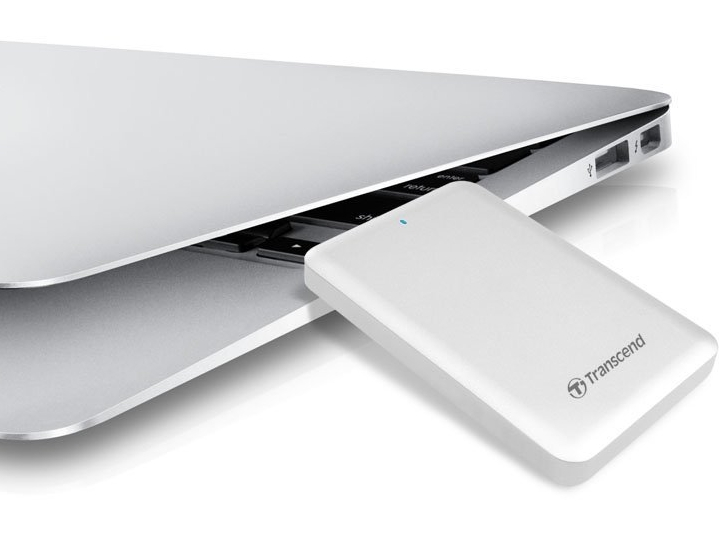 Transcend 1TB Thunderbolt SSD SJM500 for MAC