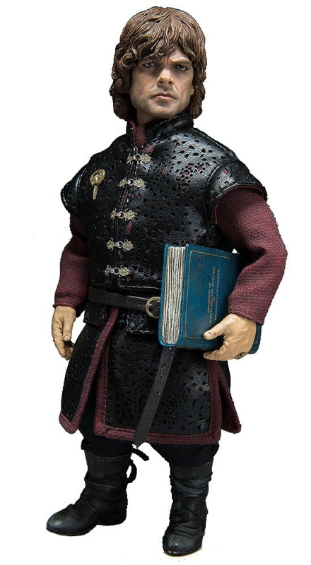 Tyrion Lannister Game of Thrones ThreeZero 16 Scale Collectible Figure