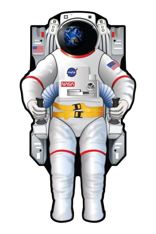 WINDNSUN FlightZone 51 Astronaut Nylon Kite