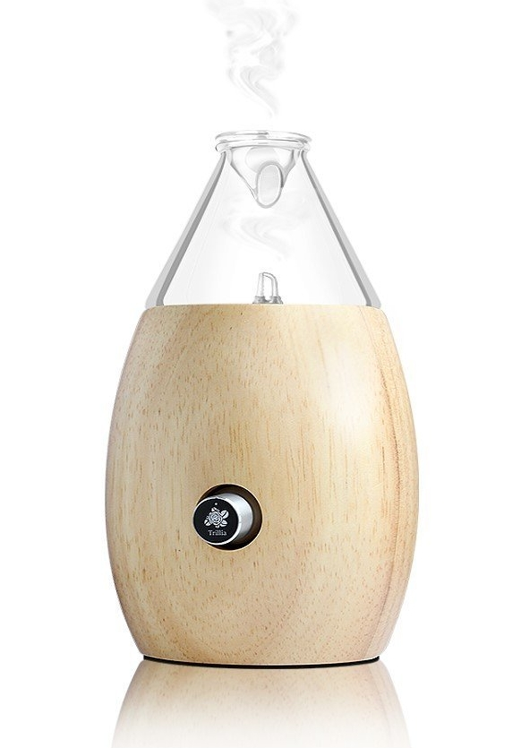 Wooden Aromatherapy Essential Oil Diffuser