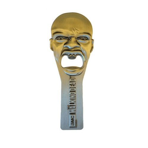 Zombie Walker Head Bottle Opener