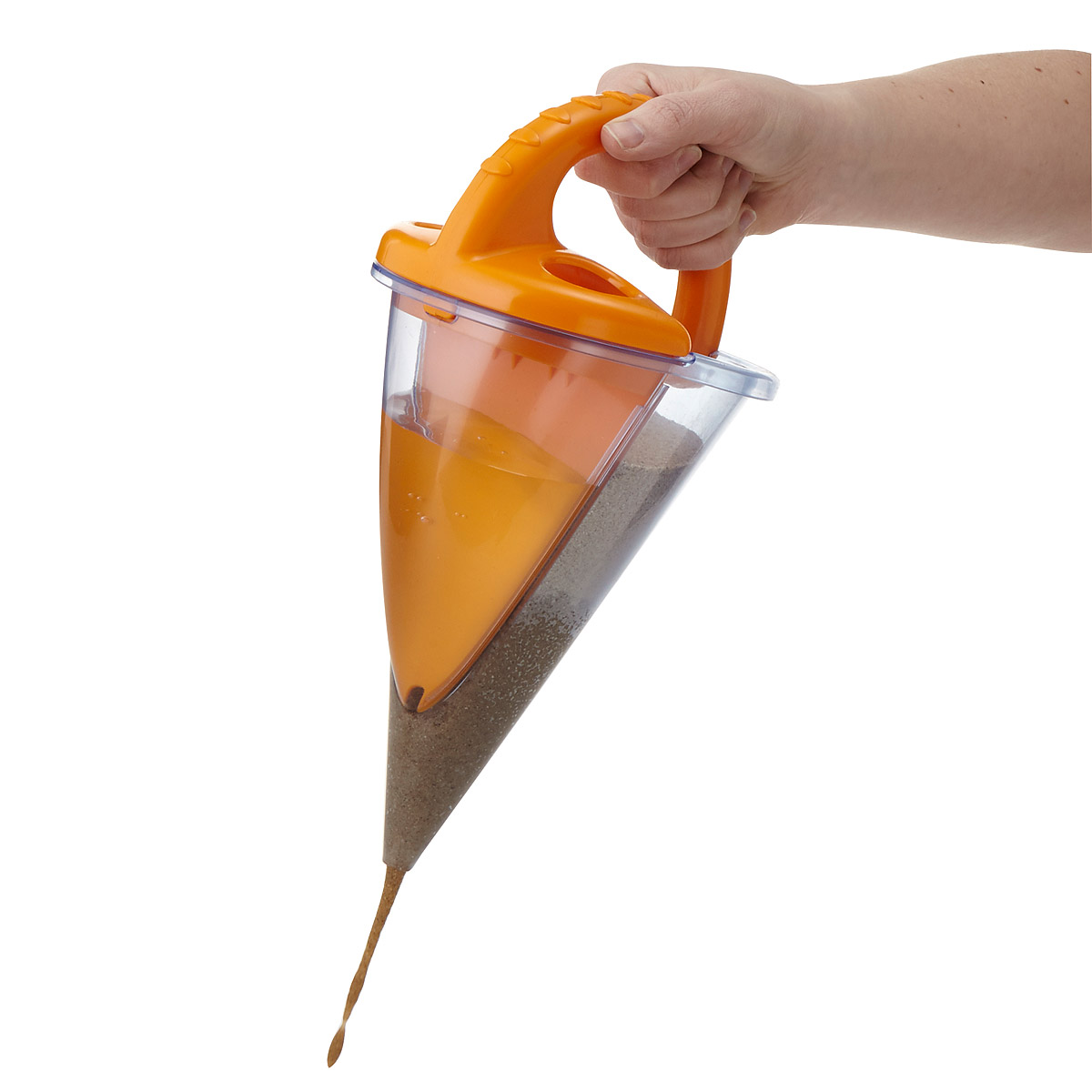 sand funnel