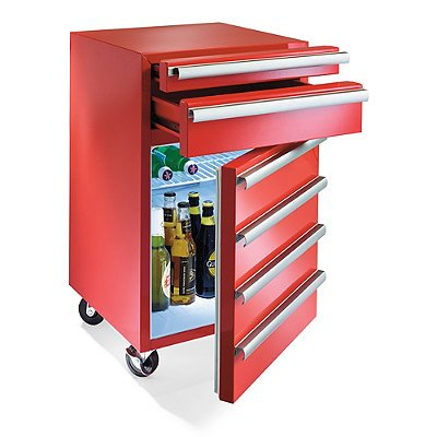 2-drawer Toolbox Fridge