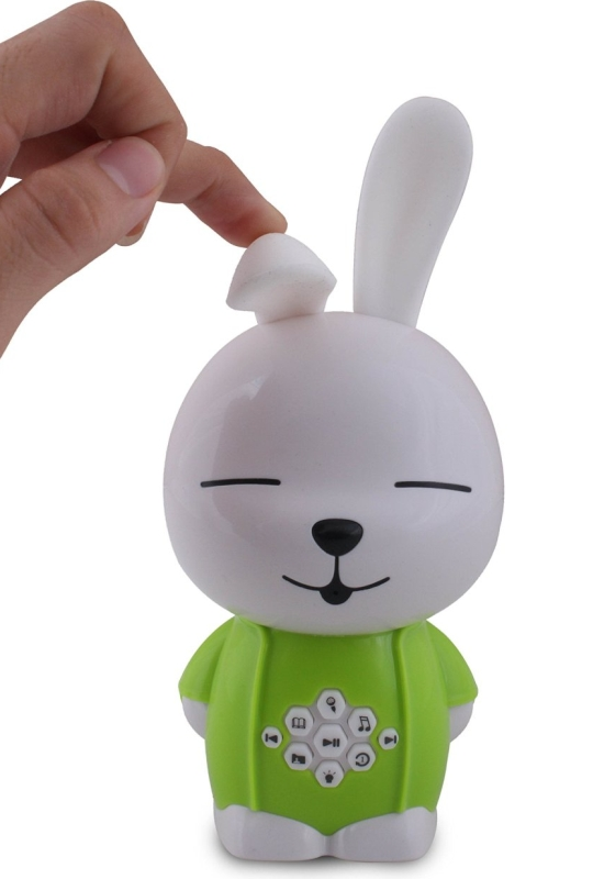 Buddy Bunny 2GB Childrens MP3 Digital Player and Soothing Machine