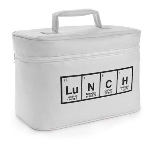 Chemistry Periodic Table Lunch Bag Tote