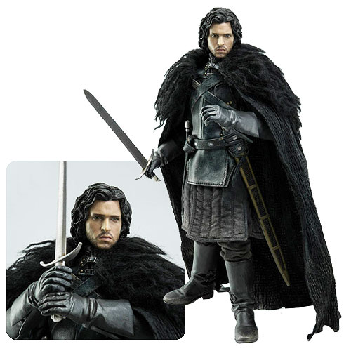 Game of Thrones Jon Snow 16 Scale Action Figure
