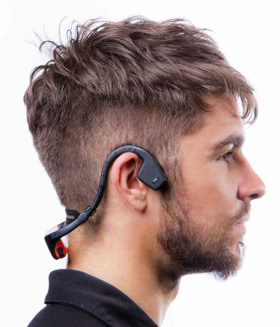 Headbones Bone Conduction Headphones