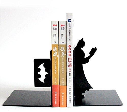 Kerchair Grazing Giraffe Bookends a Pair (Batman)
