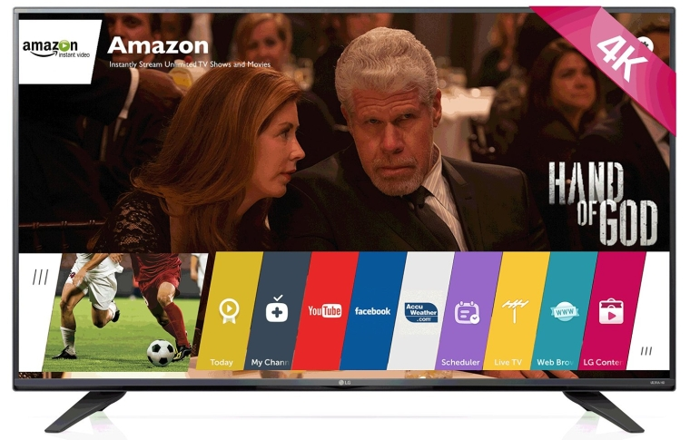 LG Electronics 79UF7700 79-Inch 4K Ultra HD 240Hz LED TV
