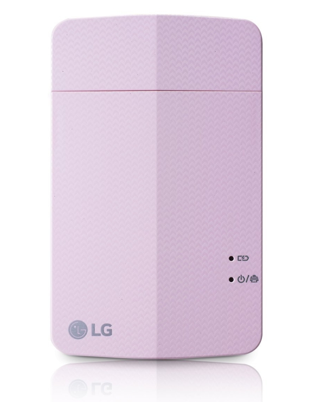 LG Pocket Photo Printer 3