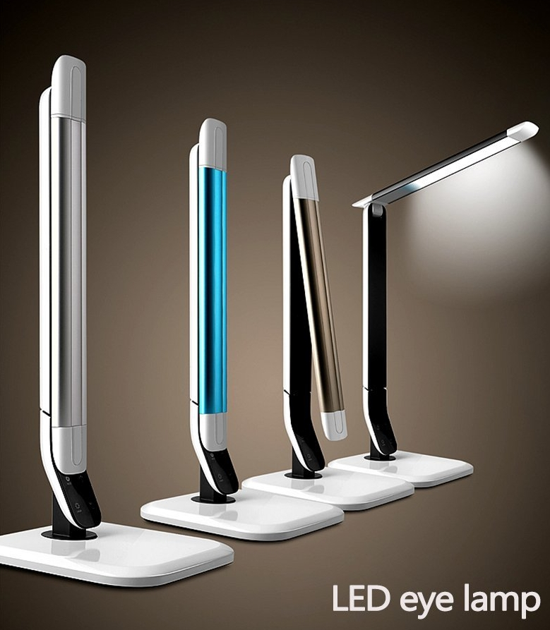 Light Modes Selectable Led Table Lamp