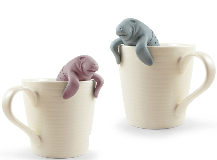 Mr and Mrs ManaTea infuser