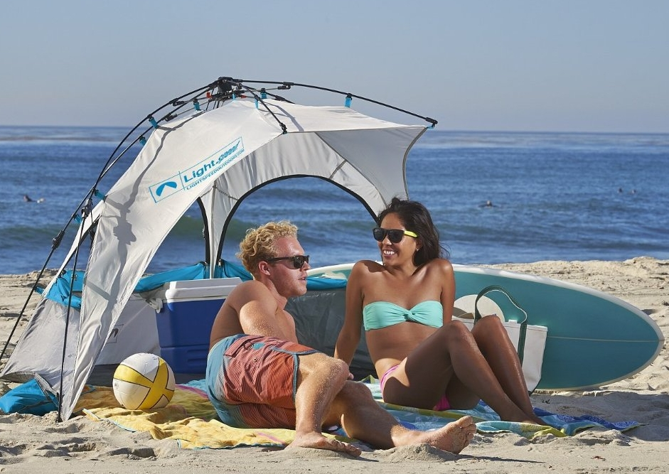 Outdoors Bahia Beach Pop Up Sun Shelter Tent