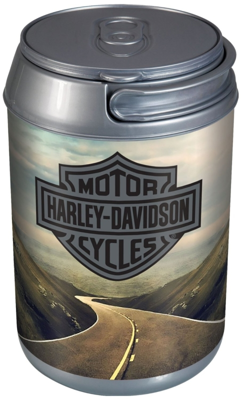 Picnic Time Harley Davidson Insulated Mini Can Cooler