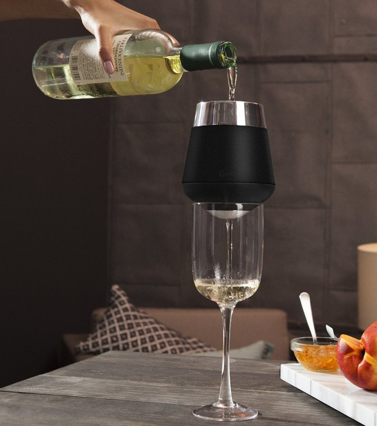Quirky Icecap Wine Chiller