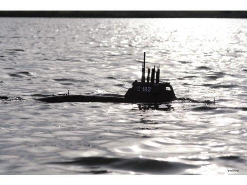 Robbe RC submarine U31 CLASS 212 set
