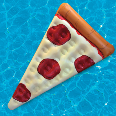 SLICE OF PIZZA POOL RAFT