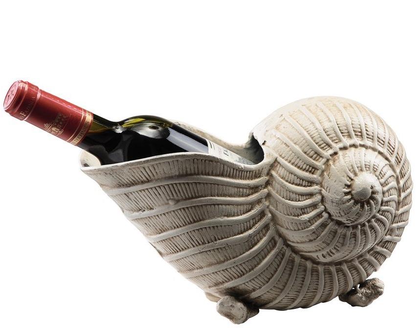 Shell Wine Bottle Holder