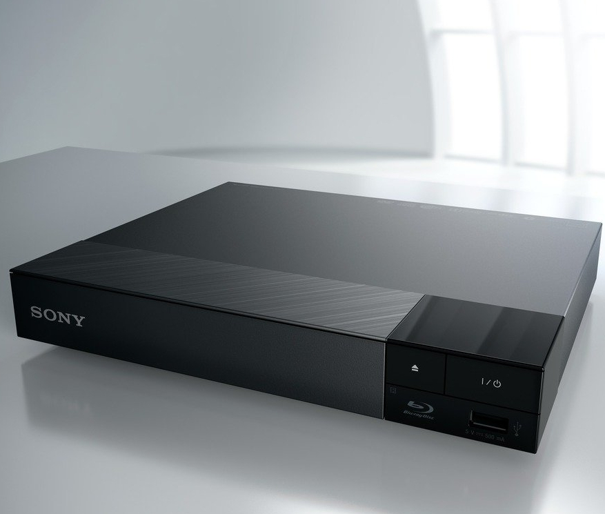 Sony  3D Streaming Blu-Ray Disc Player with TRILUMINOS Technology